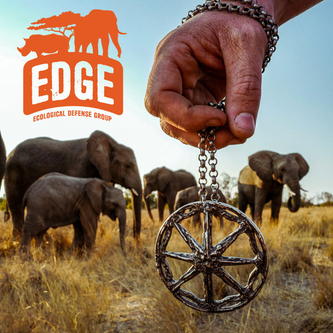 Stone Symbol Fine Jewelry Partners with EDGE, Eco Defence Group