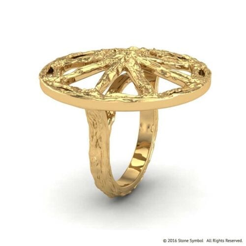 Antiquity Ring Yellow Gold