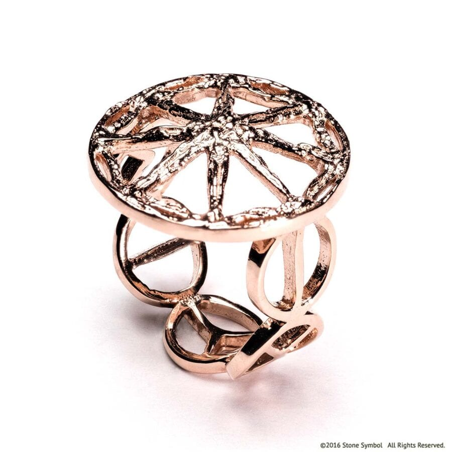 Unity Ring Rose Gold